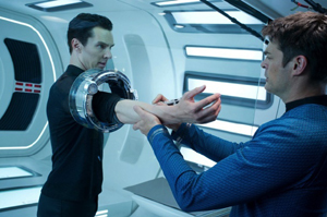 Post review star trek into the darkness