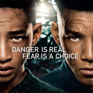 After Earth Review - Movie Poster image
