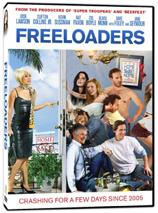 Post image for Giveaway – Win FREELOADERS on DVD (Olivia Munn)