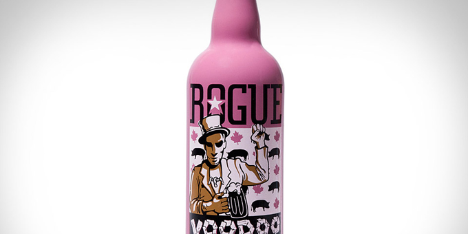 Sud Savant: Rogue Voodoo Doughnut Bacon Maple Ale &#8211;  Rousing as a Good Breakfast