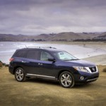 2013 Nissan Pathfinder Listed Among 10 Best Family Cars