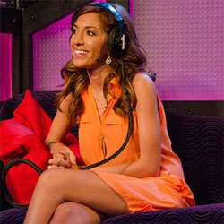 Farrah Abraham on the Howard Stern show