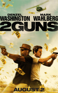 Post image for Giveaway – Win a '2 Guns' Prize Pack ($25 Gift Card, Shirt, Hat)