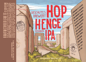 Post image for Sud Savant: Review Deschutes Hop Henge Experimental IPA – A Car Wreck of Hops in Your Mouth