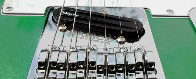 Review Dimarzio Super Distortion T DP318 Banner