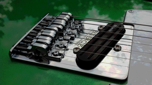Post image for Review: Dimarzio Super Distortion T DP318 Guitar Pickup – Your Telecaster Can't Get Any Hotter!