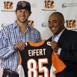 Cincinnati Bengals Sign Tyler Eifert to Four-Year Contract