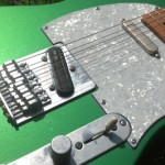 Guitar Build 2013: This Custom Fender Telecaster is a Sleeper Designed to Wake the Neighbors