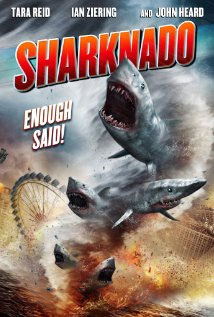 "Post image for SHARKNADO Trailer – An Instant ""Hit"" (VIDEO)"