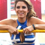 Maria Menounos WWE 'Shining' Wresting Star (PICS + VIDEO)