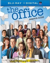 the office season 9 blu-ray