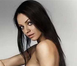 Post image for Mila Kunis Nude in Hot Body Paint Photo (PIC)