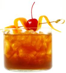 henry morgan old fashioned