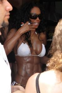 mel b bikini howard stern 4