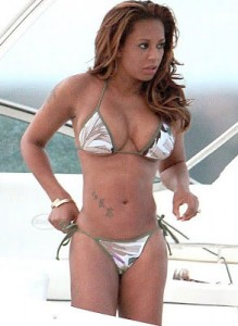 mel b bikini howard stern 9