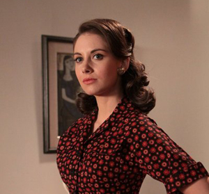 Post image for Mad Men's Alison Brie Goes Topless and Shows Her Massive Breasts (Video)