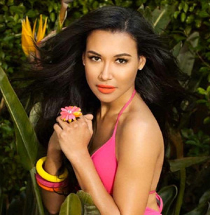Glees Naya Rivera Finally Gets Nude Post