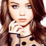 Modern Family's Sarah Hyland Flaunting Her Cleavage (Video)