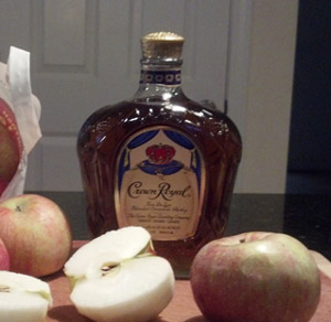 Try this Crown Royal Apple Pie Recipe for the Holidays Post