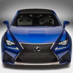Lexus Unveils the All-New 450 Horsepower Lexus RC F (Video)