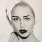 Miley Cyrus Goes Topless…Again (PICS)