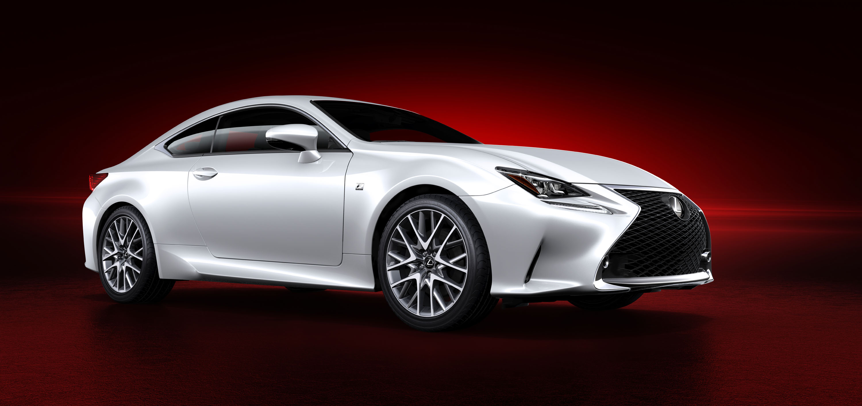 lexus unveils the all new 2015 rc 350 f sport hi res pics tmr zoo. Black Bedroom Furniture Sets. Home Design Ideas