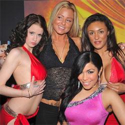 Post image for Porn Star Britney Shannon Birthday Bash at Rick's Cabaret (PICS)