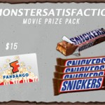 Giveaway – Win a Snickers Ultimate Movie Prize Pack