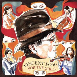 vincent poag for the girls cd