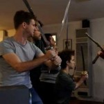 Fight Scene: Game of Thrones vs Lord of the Rings! (VIDEO)