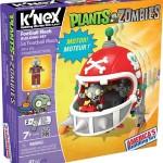 Giveaway – K'nex Plants vs. Zombies Football Mech Building Set