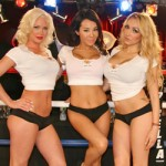 Rick's Cabaret NYC Girls are 'Knockouts' at Broadway Boxing (PICS)