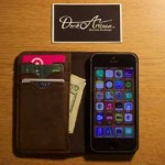 Review: Dock Artisan Leather Wallet Combo Case for iPhone