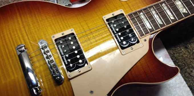 Review: Seymour Duncan Whole Lotta Humbucker – I'm Gonna Give You My Love