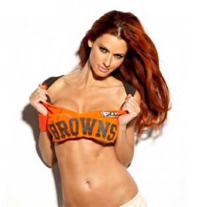 CLeaveland-Browns-babe