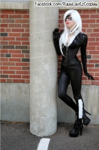 Ryuu Lavitz as Black Cat