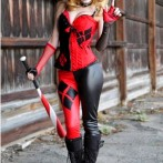 Ryuu Lavitz as Harley Quinn
