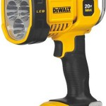 Gadget Review: The New DeWalt 20v Max Cordless Jobsite LED Spotlight