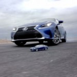 Lexus Adds Last-Minute Super Bowl Spot Featuring the RC F Performance Coupe