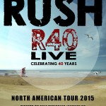 Rush Announce R40 LIVE 40th Anniversary 2014 Tour Dates