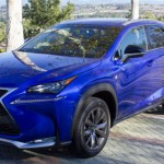2015 Lexus NX 200t F Sport Reviewed – A Potent Newcomer
