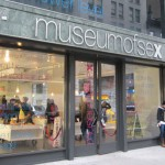 C.J. Asher Visits The Museum Of Sex (MoSEX) in New York City