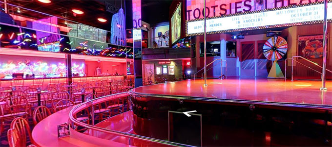 Tootsies-Caberet-Banner