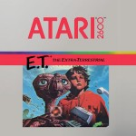 E.T. Video Game Cartridges Buried In New Mexico Desert Sell For Over $100K