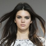 Kendall Jenner Braless in Completely See Through Blouse (PICS)