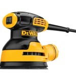 DEWALT Expands New Line of Sanders
