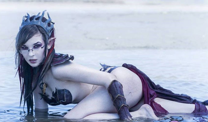 Kassandra leigh nude