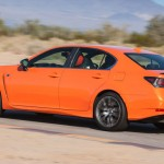 2016 Lexus GS F Track Tested –  My God Does This Thing Deliver