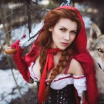 TMRZoo.com CosPlay Cutie of the Week: Tina Rybakova – Fearless Cosplay