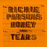 Review Richie Parsons CD Honey and Tears
